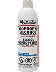 MG Chemicals 824 99.9% Isopropyl Alcohol Electronics Cleaner, 15.9 oz Aerosol Spray, Clear