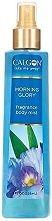 Calgon Body Mist, Morning Glory, 8 OZ (PACK OF 3)