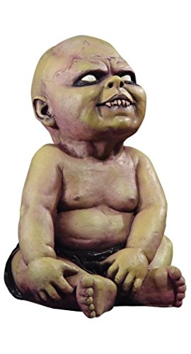 Morris Costumes Zombie Baby 16 Inch Decor -
