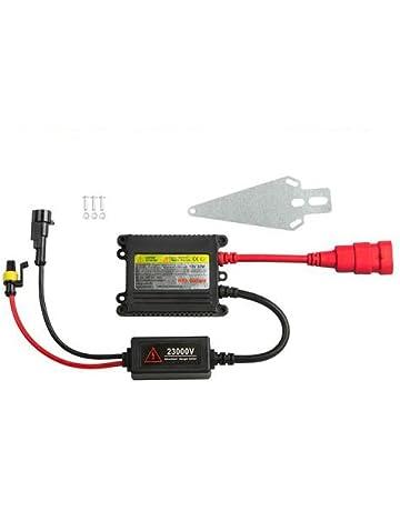 Xenon HID Conversion Kit Scheinwerfer ZIHAOE H1 35W 55W Xenon Brenner F/ür Auto Fahrzeug Ersatz Halogenlampe Set 5000K //6000K //8000K //10000K //12000K 12V,35W-5000K 2 Lampen