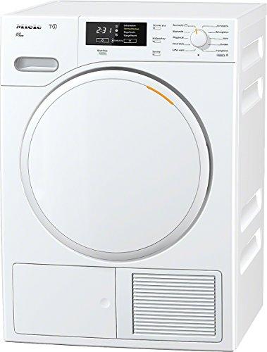 Miele TMB540WP D LW Eco Wärmepumpentrockner / A++ / 8 kg / Punktgenaue Trocknung für alle Textilien -PerfectDry / Duftende Wäsche/ lotosweiß / FragranceDos