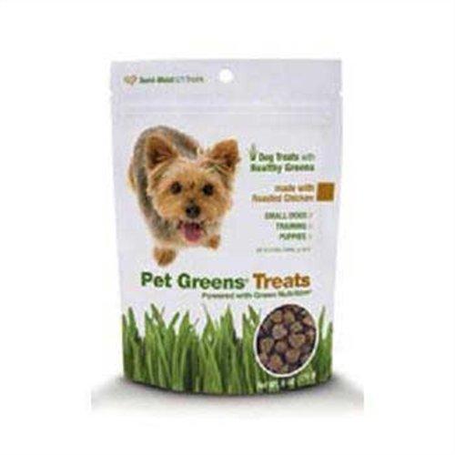Pet Greens Treats Roasted Chicken Semi-Moist Dog Treat, My Pet Supplies