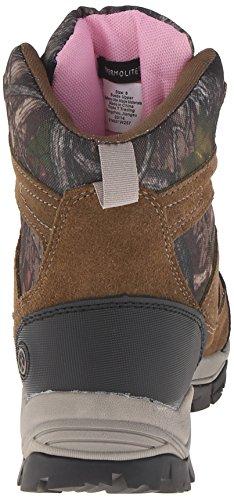 Northside Women's Abilene 400 Waterproof Insulated Hunting Boot Tan Camo X2oEEDuP1