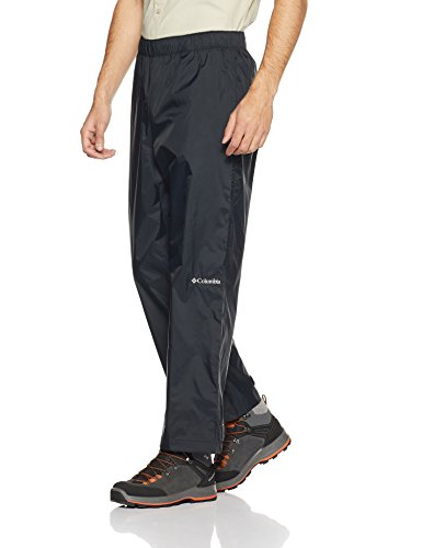 Columbia Men's Big & Tall Rebel Roamer Pant,Black,Medium x 30