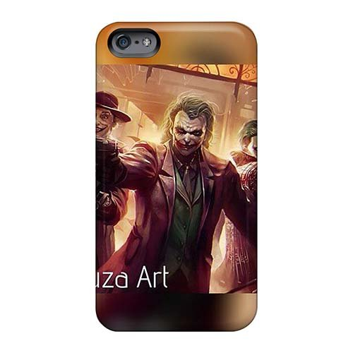 Price comparison product image New Customized Design Joker For Iphone 5s Cases Comfortable For Lovers And Friends For Christmas Gifts