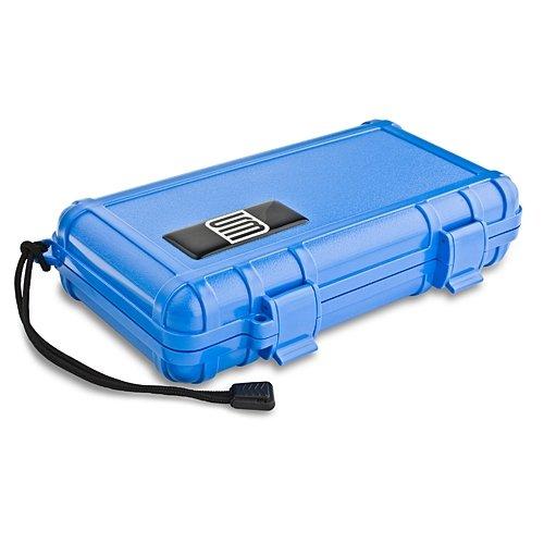 S3 T3000 Dry Protective Gun Case, Blue, Foam Liner