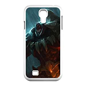League of Legends Headhunter Rengar Samsung Galaxy S4 9500 Cell Phone Case White 8You230992