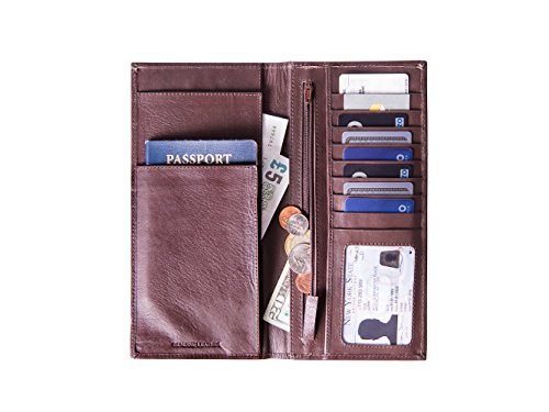 Dwellbee Leather Document Organizer Morocco product image