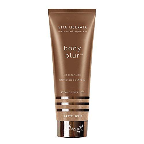 Vita Liberata Body Blur Instant HD Skin Finish Latte Light Bronzer, 3.38 fl. oz.