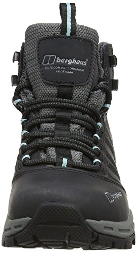 Nero X12 blu Expeditor Escursionismo Scarpe Tech Donna Boot Aq Da Ridg Af angel Blue black Blk Berghaus 7wR4SqxR