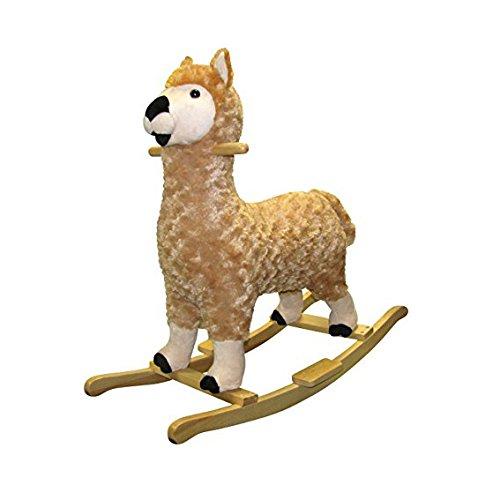 Charm Company Lorenzo Rocking Llama
