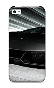 CaseyKBrown Iphone 5c Well-designed Hard Case Cover Stunning Lamborghini Protector