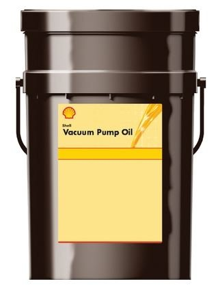 SHELL VACUUM PUMP OIL S2 R 100 SPECIAL APPLICATION ROTARY VACUUM PUMP OIL 20LTR by Shell