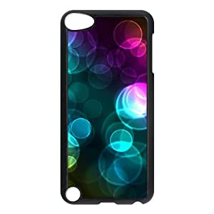 iPod Touch 5 Case Black Abstract Free as a gift L1072200