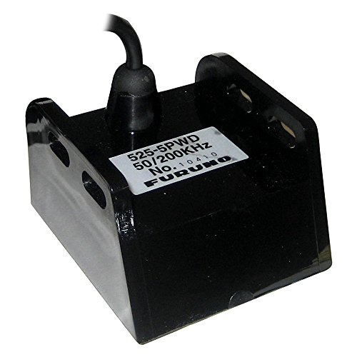 Furuno 525-5PWD Plastic TM Transducer, 600W (10-Pin)