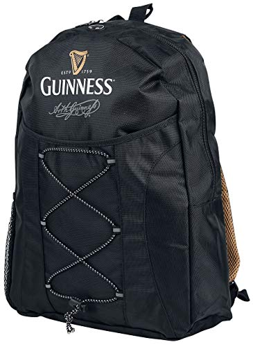 Logo Black Signature Rucksack Guinness Guinness Harp Livery With wPYqwF7