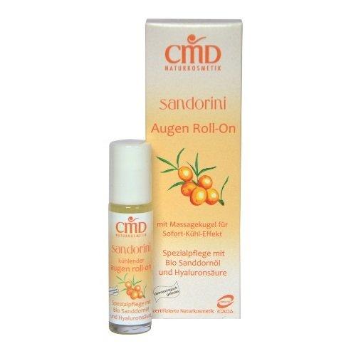 CMD Naturkosmetik: Sandorini Augen Roll-on (10 ml)