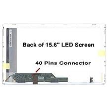 """HaiLiZhuo 15.6"""" Lcd Screen fit LP156WH4-TL C1 B156XW02 V.6 LTN156AT05 Display HD LED NEW"""