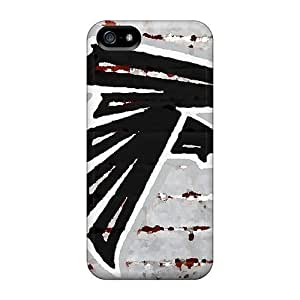 Tough Iphone TVj4995MqWb Case Cover/ Case For Iphone 6 Plus (5.5 Inch) Cover(atlanta Falcons Logo Painted)