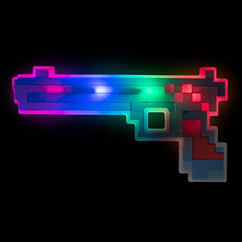 Windy City Novelties LED Light Up Pixel Toy