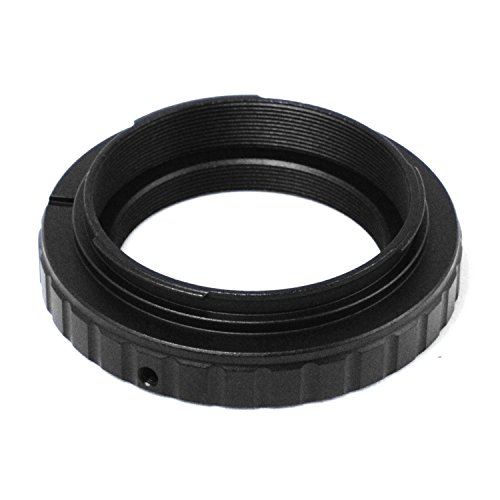 Astromania-Metal-T-ring-Adapter-for-Canon-EOS-DSLRSLR-Fits-All-Canon-EOS-SLRDSLR-Cameras