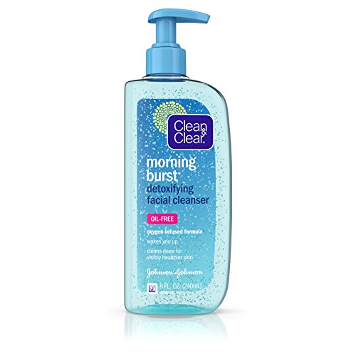 Clean Clear Morning Detoxifying Cleanser