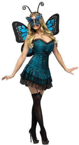 Fun World Womens Butterfly Costume