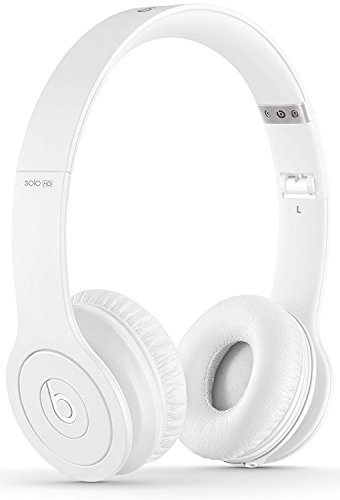 Price comparison product image Beats Solo HD On-Ear Headphone,  White (Certified Refurbished)