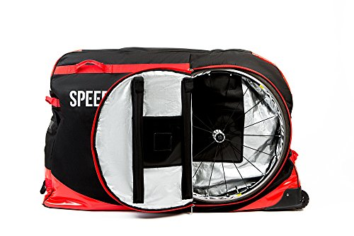 Flash Sale! Speed Hound FREEDOM Road and Mountain Bike Travel Bag/Case by Speed Hound (Image #3)