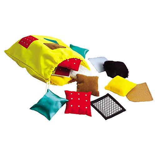 Educational Insights Teachable Touchables Texture Squares (Educational Insights Bean Bags)