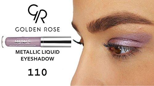 Image result for Golden Rose 110 Lilac màu mắt nhũ