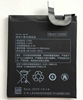 iBit Letv 1S Battery LeEco 1s 3000mAh Li-IonBattery for: Amazon in