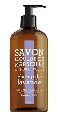 Compagnie de Provence Terra Liquid Savon de Marseille Soap Made in France 10 Fl Oz