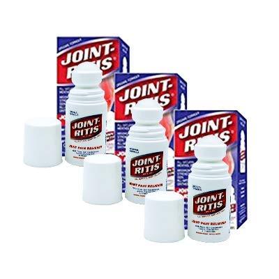Jointritis - 3 Pack Roll-on Arthritis Pain - Pain Reliever Arthritis Best