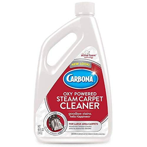Carbona 2in1 Oxy Steam Cleaner