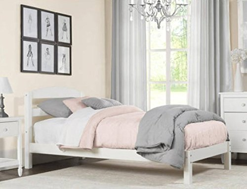 LEIGHTON TWIN BED by Better Homes and Gardens ( White) Generic