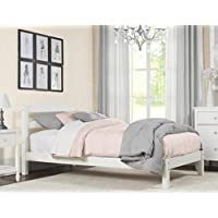 LEIGHTON TWIN BED by Better Homes and Gardens ( White)