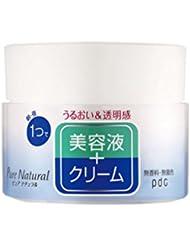 日亚:Pure Natural 碧迪皙 玻尿酸美容液面霜 100g 好价595日元,约¥36