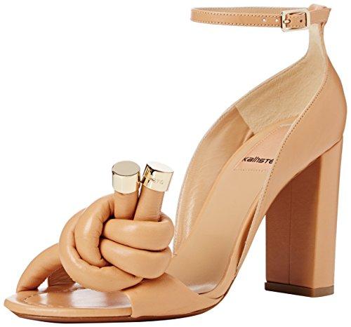 Kallisté 5726 - Sandalias de tacón Mujer Melocotón