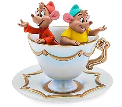 Disney - Jaq and Gus Figure Trinket Tray - Cinderella