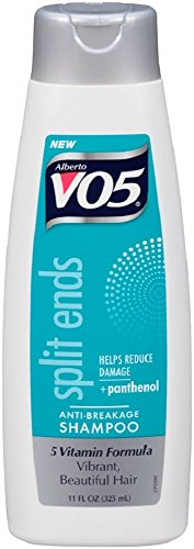 VO5 Split Ends Anti-Breakage Shampoo 11 Fl. Oz (4 Pack)