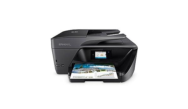HP Officejet Pro 6970 - Impresora Multifunción: Amazon.es: Informática