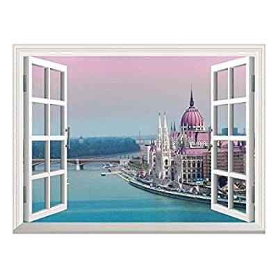 Removable Wall Sticker Wall Mural Beautiful View of...36