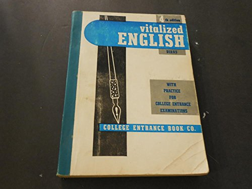 Vitalized English 4th Edition, Practice for College Entrance Exams - Entrance Bronze English