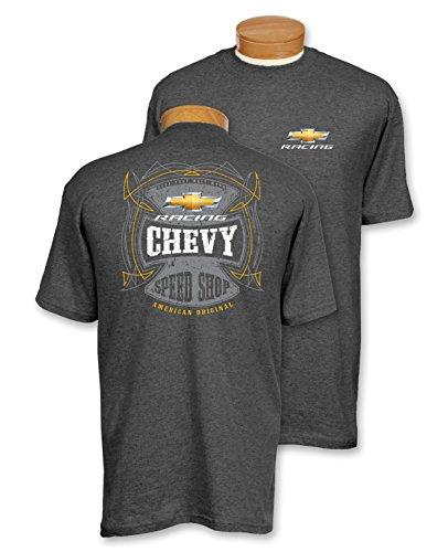 dark-heather-chevrolet-racing-speed-shop-t-shirt