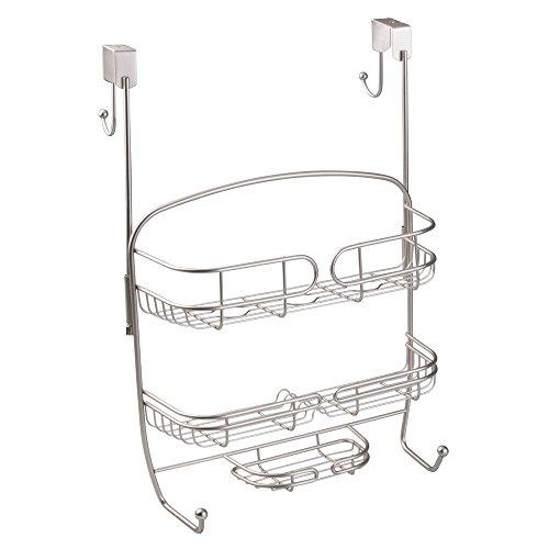 InterDesign Bathroom Shower Shampoo Conditioner