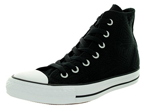 Converse Unisex Chuck Taylor All Star High Top Sneakers Black/White US Men's 8 D(M) / US Women's size 10 - Truck Converse