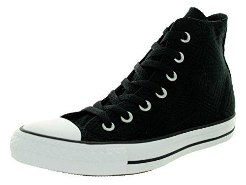 Converse Chuck Taylor Hi Top Black Shoes M9160 Mens 6