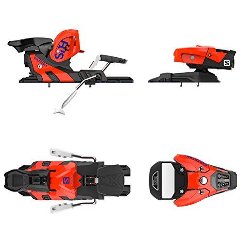 Salomon STH2 WTR 13 Ski Binding Orange/Black, 90mm