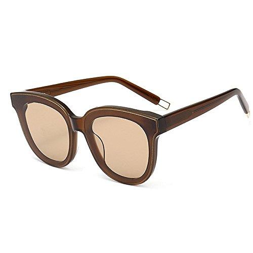 pour hommes protection Fibre Ultra plage simples UV en des lunettes Nylon de Chat de léger de pêche soleil conduite homme de vacances à objectif soleil de lunettes ma Marron acétate de yeux cadre Libre l'air 5rRSqw06R